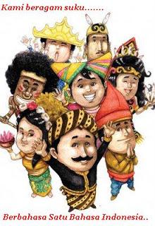 ragam bahasa daerah indonesia