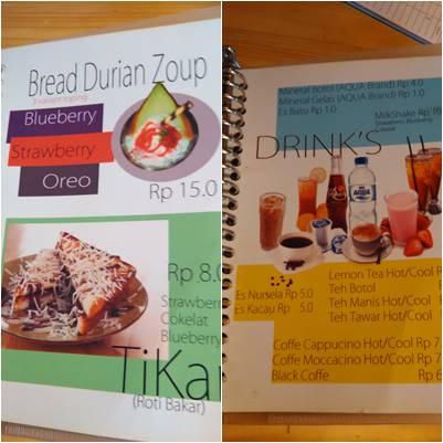 menu rampok 2